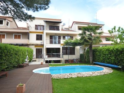 Photo for Modern apartment in Villa Rossella3 with pool