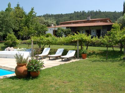 Photo for Stunning large property with private swimming pool. Peace and quiet to relax.