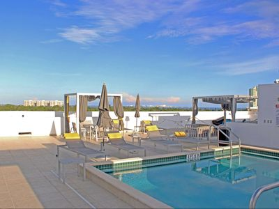 Photo for Experience Miami like a native in your own, modern condo just minutes from dining, shopping & fun!