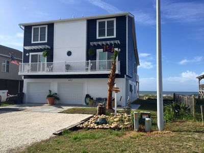 Photo for Newly Renovated 5 BR/4 BA Oceanfront Home That Comfortably Sleeps 20 Guests