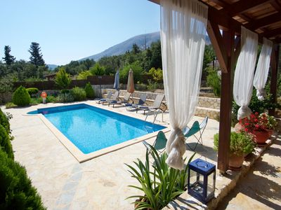 Photo for Relaxation pure! Charming Villa with private pool in secluded, idyllic location