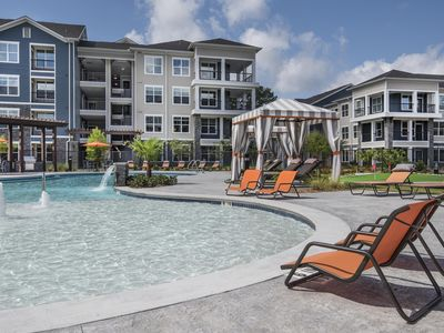 Photo for Pool View Premium Furnished Apartment Tomball01