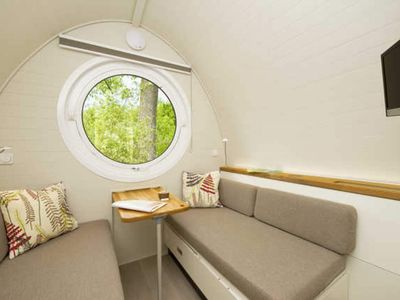 Photo for Twin Room - Glamping Resort Biosphere Bliesgau