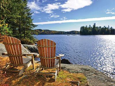 Photo for Cottages on the Lake for Rent