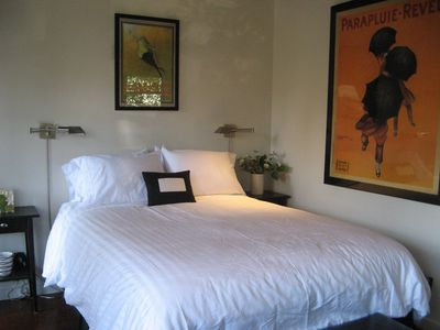 Photo for Prime Downtown Napa Charmer- Private large Studio with garage