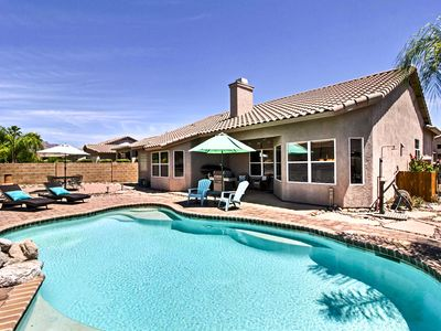 Photo for NEW! Tucson Home w/Pool & Santa Catalina Mtn Views