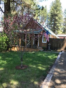 Photo for Pet Friendly, Close To Town, Walking distance to Payette lake