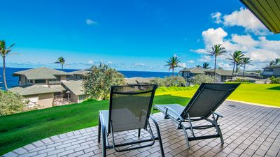 Photo for Kapalua Bay Villa Gold! Ocean Views!  Spring Special !!! 7th night free !!!