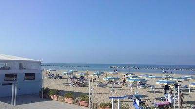 Photo for Holiday at the seaside  apartment in villa Vasto - Torino di Sangro