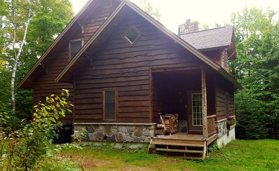 Photo for Loon Lake Adirondack Lodge . Pet and family friendly.
