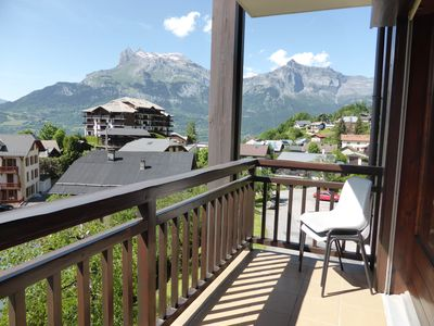 Photo for 1BR Condo Vacation Rental in Saint-Gervais-les-Bains
