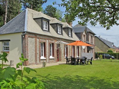 Photo for Vacation home La Cauchoise (SSM401) in Sassetot-le-Mauconduit - 5 persons, 3 bedrooms