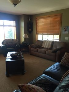 Photo for Luxury Ski in/out 3BR/2BA Condo with Hot Tub, Smart TV, Heated Floors and More!
