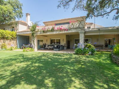 Photo for Charming villa located in one of the most exclusive areas of Sotogrande