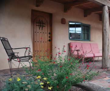 Photo for Historic Adobe Home in  East Side Compound