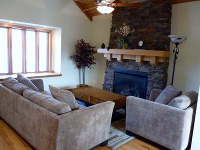 Photo for 5BR House Vacation Rental in LAKE HARMONY, Pennsylvania