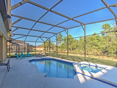 Photo for NEW! Wonderful 5BR Kissimmee House w/Private Pool!