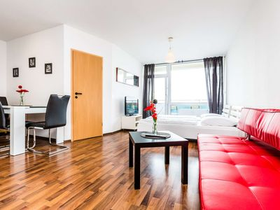 Photo for K 5 Apartment Cologne Deutz with cathedral view