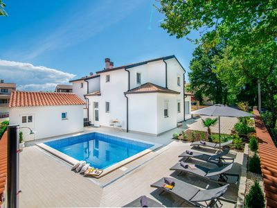 Photo for Refurbished Villa with Private Pool in a Serene Village Setting close to the Vibrant City of Porec!