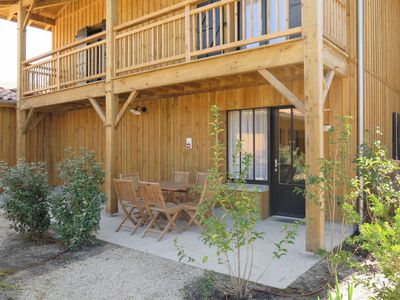 Photo for Apartment Domaine du Ferret Balnéo & Spa (CFE212) in Cap Ferret - 6 persons, 2 bedrooms