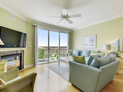 Photo for Mini-Weeks Avail! Gr8 Boardwalk Condo w/ WiFi, Pool - Awesome Bay & Inlet Views!