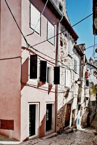 Photo for Holiday house right in the old town Rovinj
