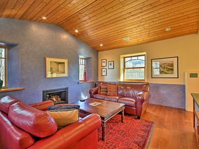 Photo for Taos House w/ Yard - Walk to Historic Taos Plaza!