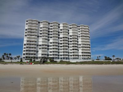 Photo for Dazzling Oceanfront  Views Ormond Beach