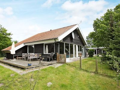 Photo for Vacation home Hou in Hals - 8 persons, 3 bedrooms