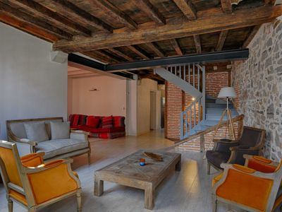 Photo for Ciboure historic center⎜Comfortable 4 bedroom house · Walk to the beach