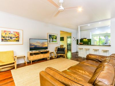 Photo for 14 Lagoon Road Fingal Head Beach House