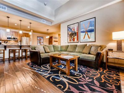 Photo for Beautiful Condo Loaded w/Amenities-Steps From The Wildhorse Gondola!
