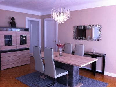 Photo for Great Vacation apartment with views, Close to Montreux