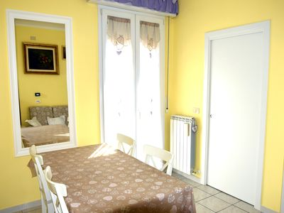 Photo for 2 bed/1bath Massarenti Fair center