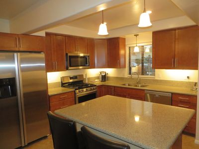 Photo for Remodeled 1 Bdrm  2 Car Garage RENTAL RATES MAY BE INCORRECT PLSE REQUEST QUOTE