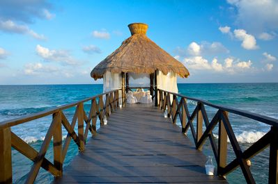 THE PIER AT GRAND MAYAN RIVIERA MAYA