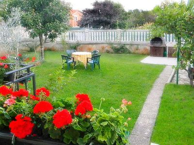 Photo for Apartment 498 m from the center of Fažana with Internet, Air conditioning, Parking, Terrace (317792)
