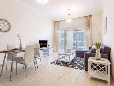 Photo for Canal Views - Spacious Apartment in Business Bay