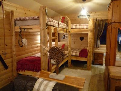 Photo for The Bunk House - One Bedroom Apartment, Sleeps 4