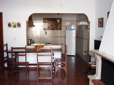 Photo for Apartment with backyard, in the old part of the village 5 minutes walk from the beach