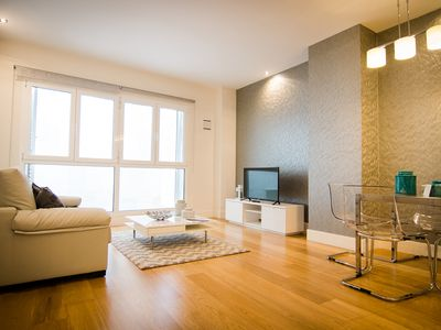 Photo for Premium Calle Nueva apartment in Centro with WiFi, air conditioning & lift.