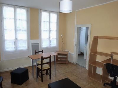 Photo for Furnished studio apartment 35 m²