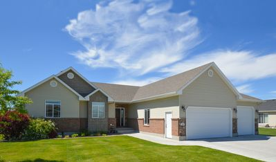 Photo for Beautiful, spacious pet-friendly home in Idaho Falls to watch the eclipse!