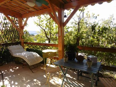 Photo for Cottage at Mamie Lu under the skies of Provence in the Luberon