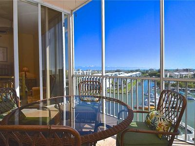 Photo for Palm Harbor 802W, Sleeps 6, 2 Bedrooms, 8th Floor, WiFi, Elevator, Pool