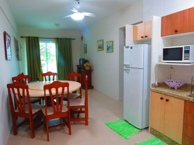 Photo for Cód 052 Apartment with 2 bedrooms in Bombinhas Beach!