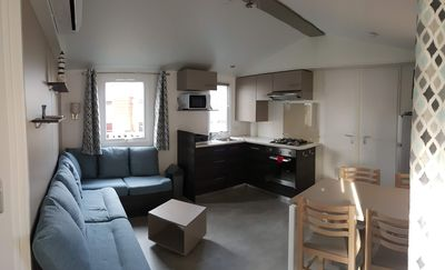 Photo for Mobile Home 4-6 persons - Quiet location in Village Vacances ***