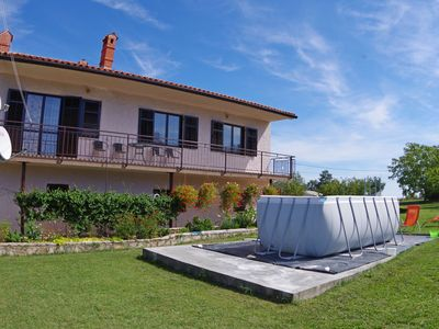 Photo for Comfortable and quiet apartment in Istria with privacy