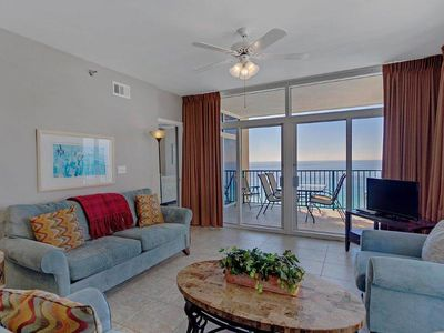 Photo for Spectacular Views from this Corner Condo!! Ideal Location in Downtown Destin!!!