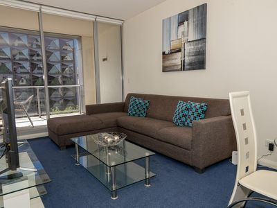 Photo for One bedroom apartment available in the heart of the City Centre - Shelley Street